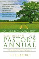 The Zondervan 2016 Pastor's Annual