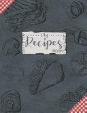 My Recipes Book Book PDF