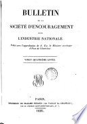 Bulletin de La Societe D'Encouragement pour L'Industrie Nationale Vingt-Quatrieme Annee