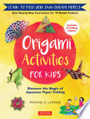 Origami Activities for Kids Book PDF