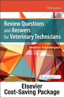 Review Questions and Answers for Veterinary Technicians   Elsevier Ebook on Intel Education Study   Evolve Access Retail Access Card
