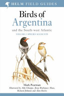 Birds of Argentina and the South West Atlantic