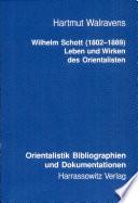 Wilhelm Schott (1802-1889)
