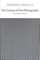 Le concept de non photographie
