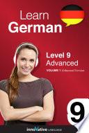 Learn German   Level 9  Advanced  Enhanced Version