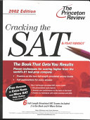 Cracking the SAT 2002