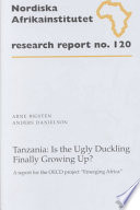 Tanzania Some Hope That The Future Is Bright