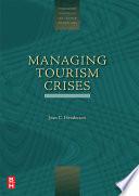 Tourism Crises