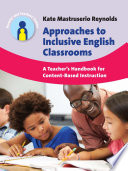 Approaches to Inclusive English Classrooms