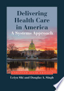 Delivering Health Care in America Book PDF