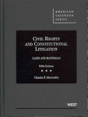 Civil Rights and Constitutional Litigation