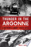 Thunder in the Argonne