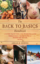 The Back to Basics Handbook Book