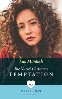The Nurse's Christmas Temptation Book Cover