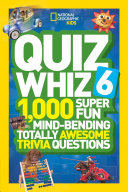 1,000 Super Fun Mind-Bending Totally Awesome Trivia Questions