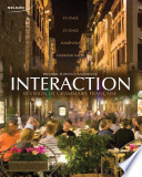 Interaction  REvision de Grammaire Francaise  Premiere Edition Canadienne