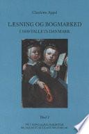Læsning og bogmarked i 1600-tallets Danmark