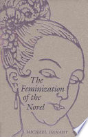 Ebook The Feminization of the Novel Epub Michael Danahy Apps Read Mobile