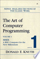 The Art of Computer Programming  Volume 1  Fascicle 1
