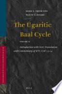 The Ugaritic Baal Cycle