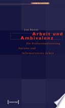Arbeit und Ambivalenz