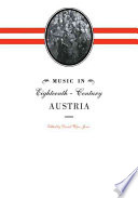 Music in Eighteenth Century Austria