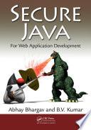 Secure Java