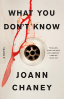 What You Don't Know : flashes of humor to boot; joann chaney's what...