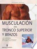 Musculación del tronco superior y brazos