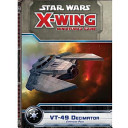 Star Wars X Wing Miniatures VT 49 Decimator Expansion Pack