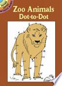 Zoo Animals Dot to Dot