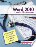 Microsoft Word 2010  Medical Professionals