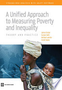 A Unified Approach to Measuring Poverty and Inequality