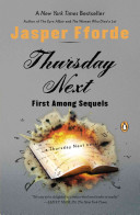 Thursday Next in First Among Sequels by Jasper Fforde