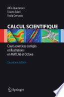 Gnu Octave Beginner's Guide par Alfio Maria Quarteroni, Fausto Saleri, Paola Gervasio