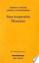 Neue kooperative Ökonomie