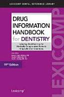 Drug Information Handbook for Dentistry