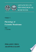 Physiology of Excitable Membranes
