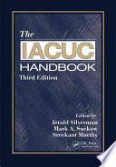 The Iacuc Handbook Third Edition book