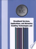 Broadband Services  Applications  and Networks