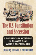 The U s  Constitution and Secession