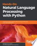 Hands On Natural Language Processing With Python