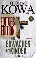 Redux: Editor's Edition (Thriller, Kriminalthriller)