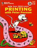 Printing with Peter Possum