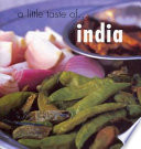 A Little Taste Of India book