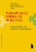 Plurinationale Demokratie in Bolivien