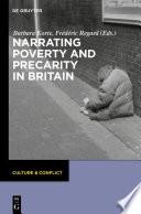 Narrating Poverty And Precarity In Britain book