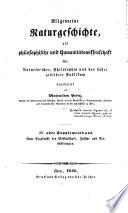 Allgemeine Naturgeschichte