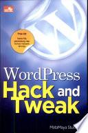 Word Press Hack and Tweak
