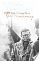 The Philosophy of Jean Paul Sartre